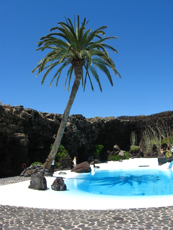 Loa Jameos del Agua, Lanzarote, Spain