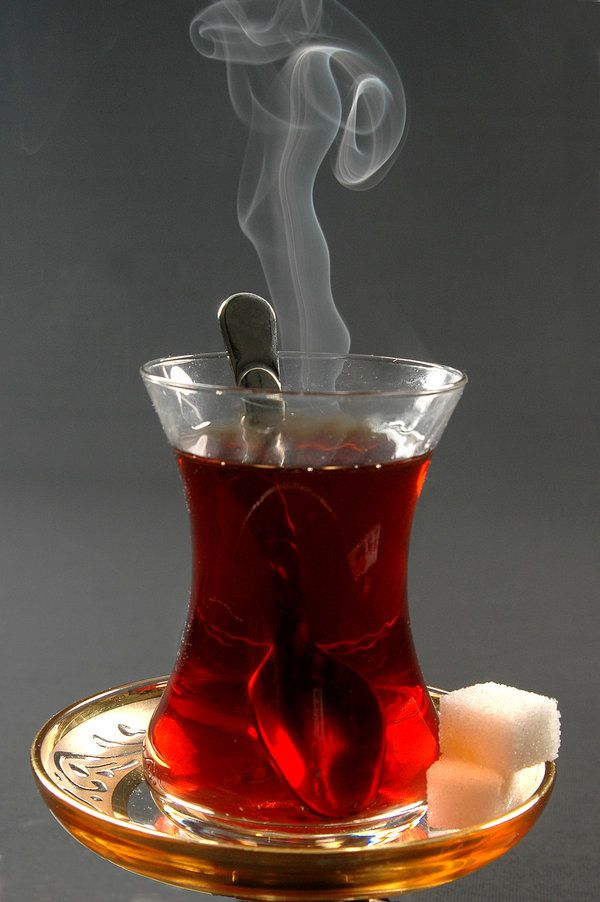 Hot Turkish tea..Always accompanies breakfasts, friendly chats, end of a tiring day, cold winter months, summer afternoons.. In fact, all the time, in all occasions..