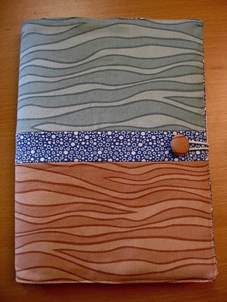 Notebook cover tutorial | Sewn Up by TeresaDownUnder