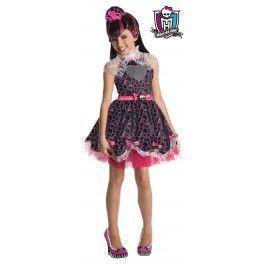 Draculaura Sweet 1600 Monster High kostuum