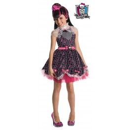 Draculaura Sweet 1600 Monster High kostuum
