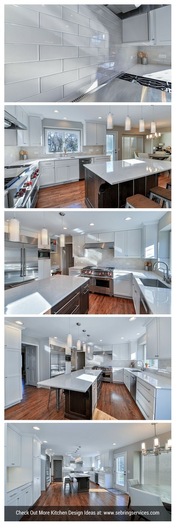 734 best Beautiful Kitchens Ideas images on Pinterest | Beautiful ...
