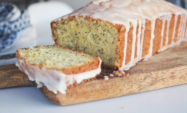 En saftig och supergod kaka med smak av apelsin.