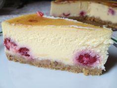 Málnás sajttorta - tökéletes, elronthatatlan, isteni finom ~ Baklavaria Café