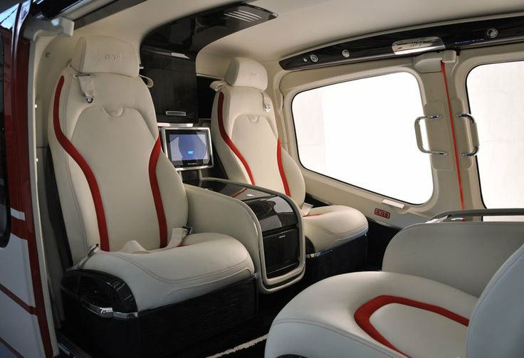 Bell Helicopter Displays Newest Luxury Interior For 429 At EBACE