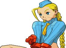 Street Fighter Zero 3/Street Fighter Alpha 3 Select Screen Sprites