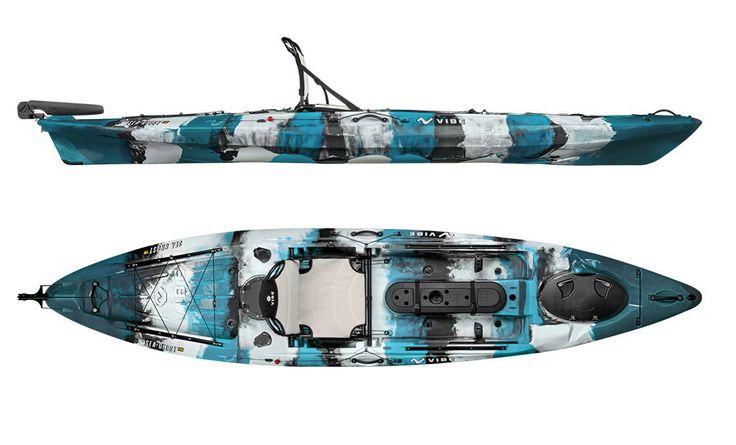 17 best images about kayak love on pinterest kayak for Vibe fishing kayak