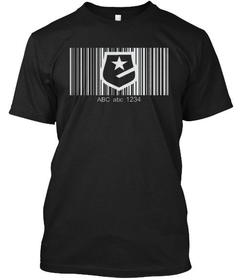 buy one at teespring.com/barcode-new-design-for-you