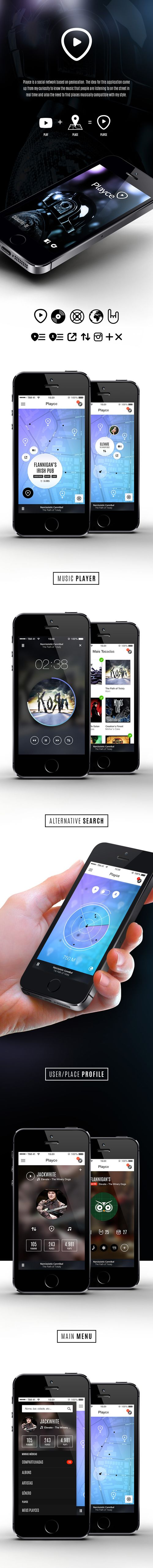 55 Amazing Mobile App UI Designs with Ultimate User Experience - 9