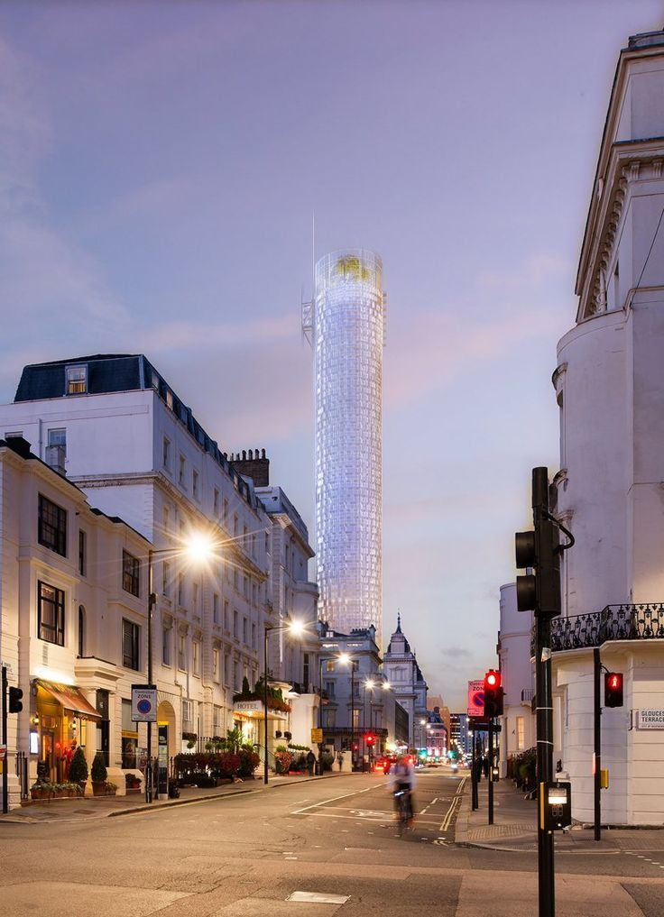 Paddington residential precinct, Londra, 2015 - RPBW - Renzo Piano Building Workshop