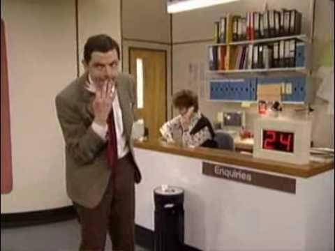 Mr Bean in het ziekenhuis