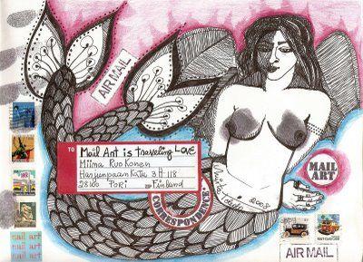 Mirta Toledo, artistArt Degree, Envelope Art, Mailart, Art Call, Collage Art, Art Envelopes, Art Samples, Envelopes Art, Mail Art