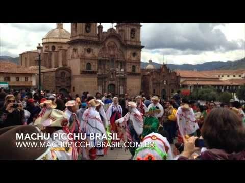 Catedral da Cidade Imperial de Cusco ou Cuzco - Peru #machupicchubrasil