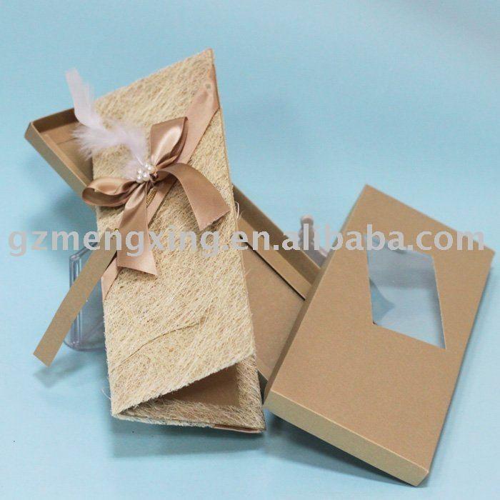 Looking for wedding invitation card box