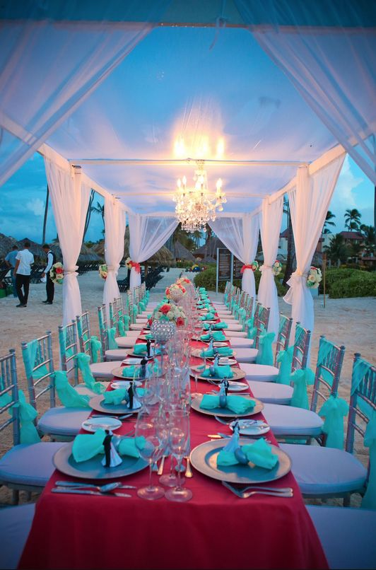 The Possibilities Are Endless When Youre Planning Your Breathtaking Wedding In Punta