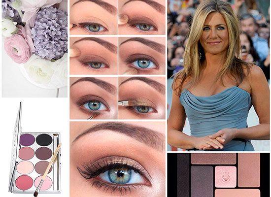 примеры нанесения макияжа для мягкого лета