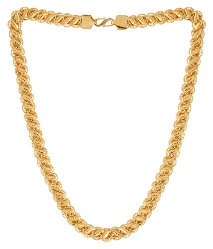 12 best Latest Gold Plated Chain Collection For men by menjewell ...