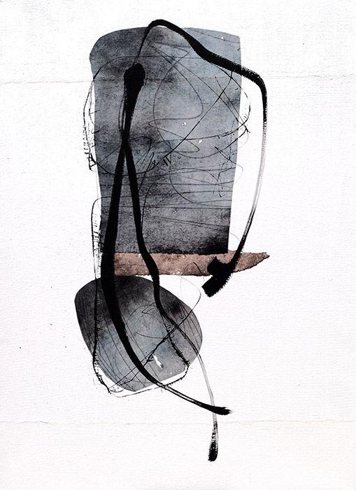 kittysabatier.com \ Minimal Abstract Artwork