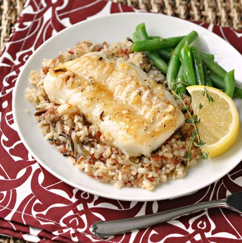 40 best pan sear fish recipes images on pinterest for Pan seared fish recipes