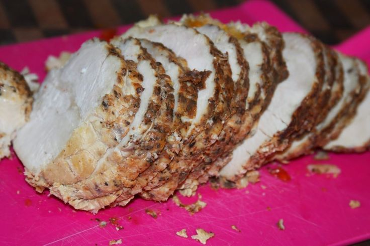 slow cooker Cajun Turkey Breast | Recipes We Love