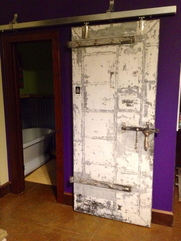Vintage Industrial Fire Doors : Best images about vintage industrial on pinterest