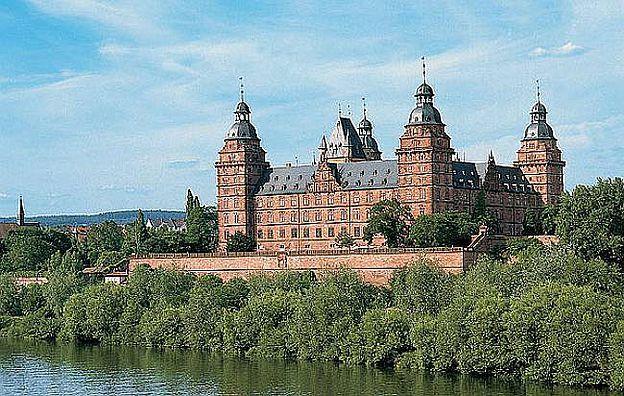 Schloss Johannisburg mit Schlossanlagen, D-63739 Aschaffenburg, Bayern. © Bayerische Schlösserverwaltung
