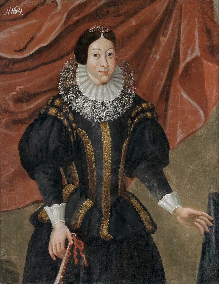 Aleksandra Radziwill (Wishniowiecka) (c.1536 - 1575