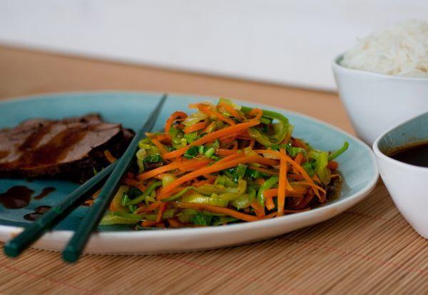 our food creations: Asiatisches Wildschwein