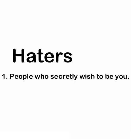 Sassy Quotes about Haters Tumblr | Quotes | Quotes, Sassy quotes