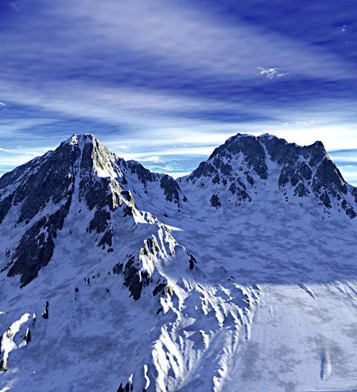 "Bildwerk ""Mountain Top"""