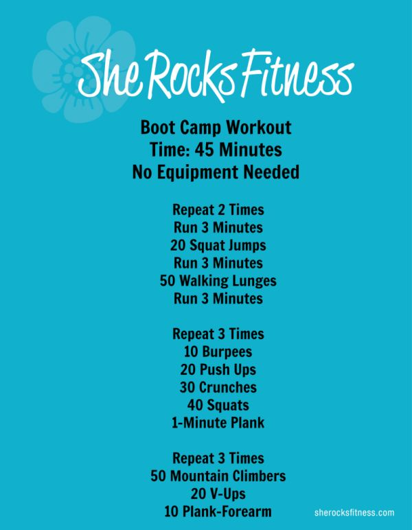 Ready to Sweat? 10 Strength and Cardio Workouts plus a Get-Down Playlist