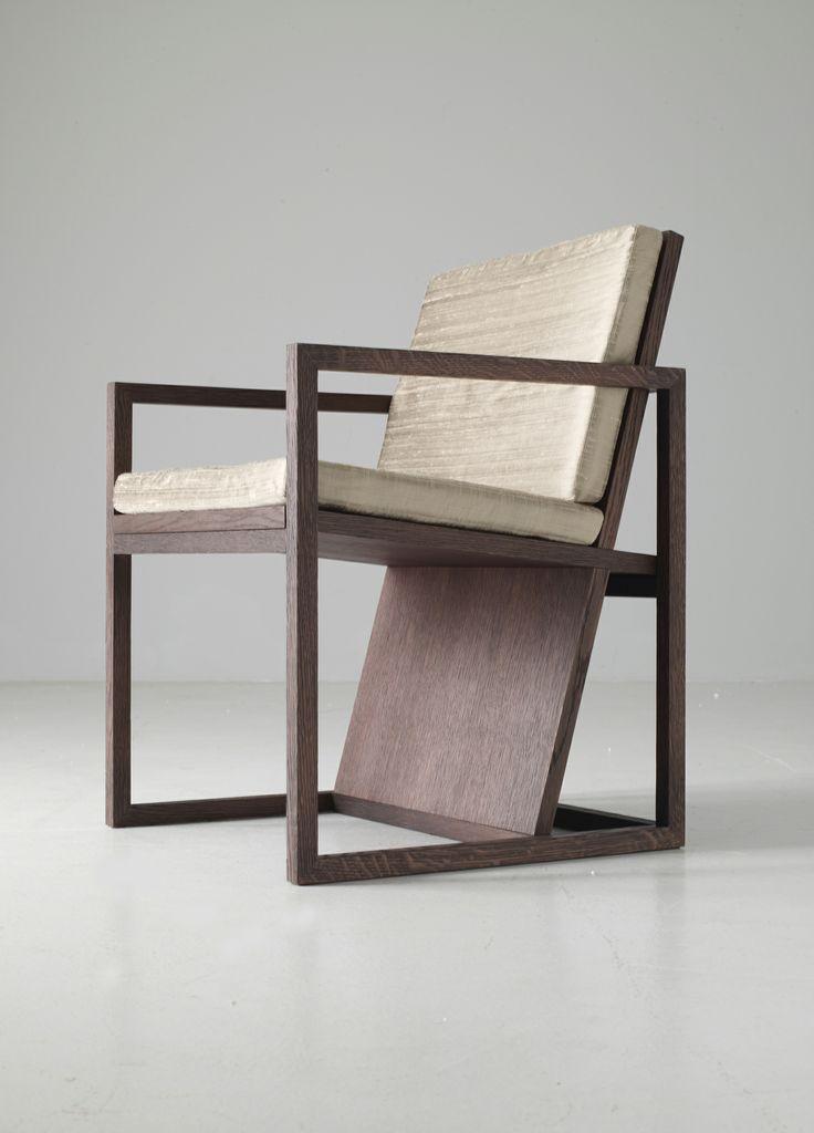 STRAIGHT Chairs - design: Ferruccio Laviani - manufacturer: EMMEMOBILI Italy - www.emmemobili.it
