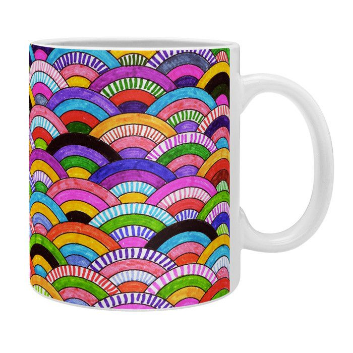 Fimbis A Good Day Coffee Mug   DENY Designs Home Accessories  $15