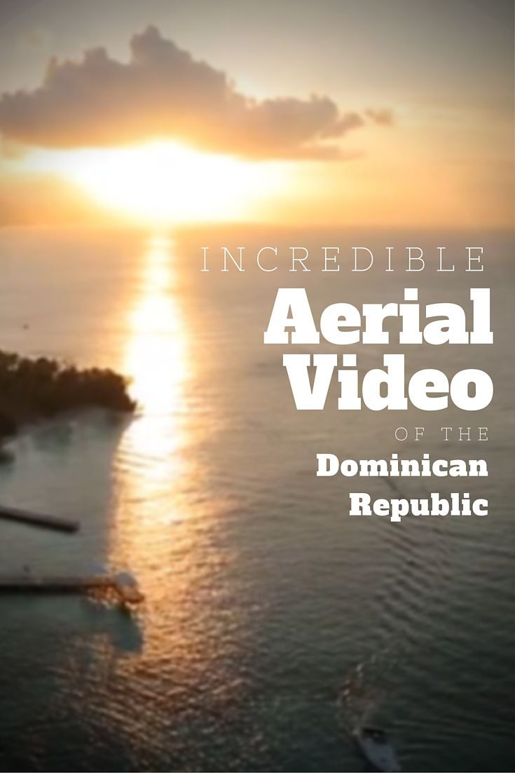 Dominican Republic Map With Cities%0A Incredible Dominican Republic Aerial Video