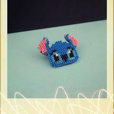Barrette personnage kawaii bleu