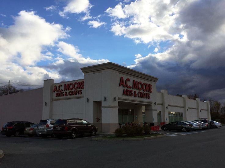 AC Moore, loja de artesanato. Confira no blog!