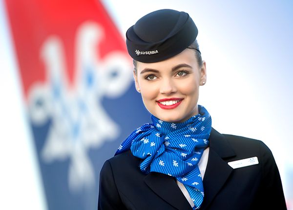 Air Serbia - Branding National Airline on Behance