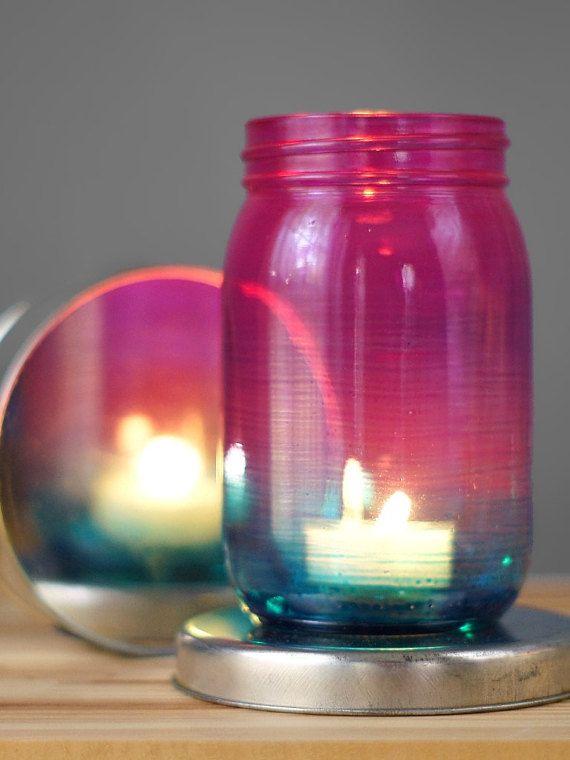 diy 5minute mason jar candles hello glow - 570×760