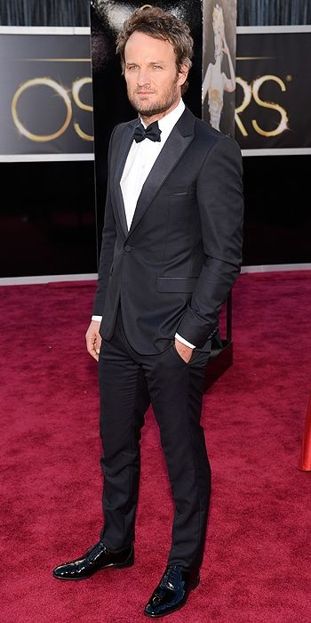 All the Star Arrivals at the Oscars! : People.com. Jason Clarke is the hottest piece of man meat alive...I wish I was his date....