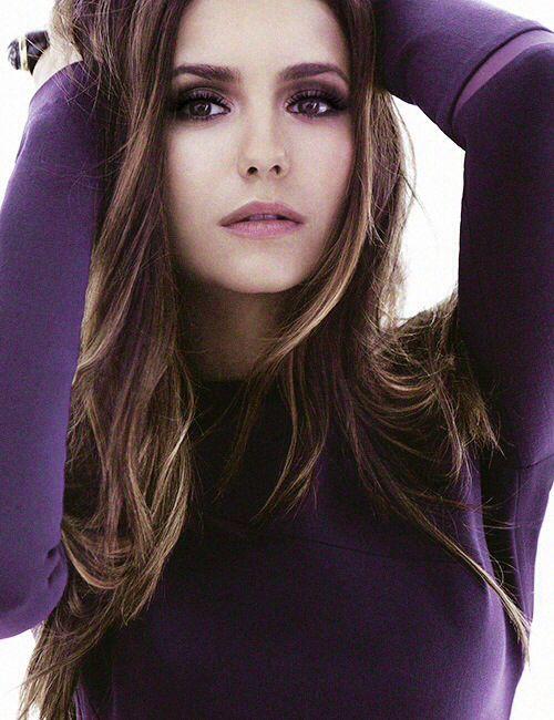 Nina Dobrev. Who I would want to play Miranda if I couldn't.