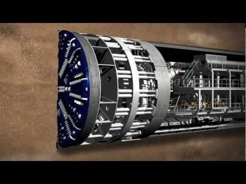 Meet our giant tunnelling machines - Crossrail