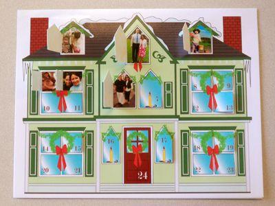 16 best advent calendar images on Pinterest Christmas garlands