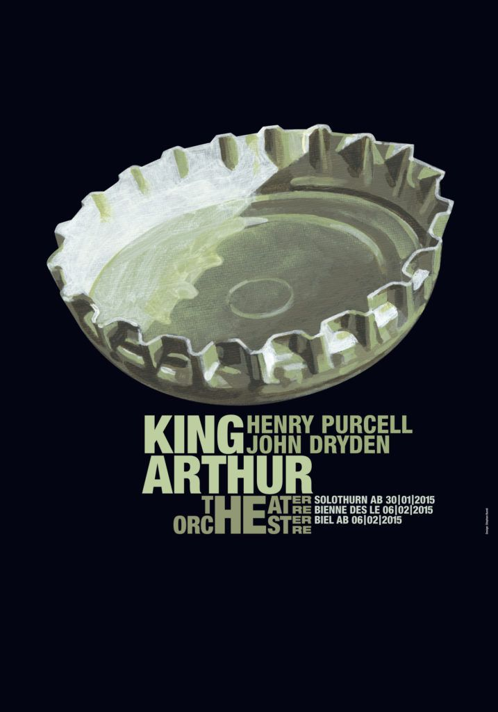 Stephan Bundi – King Arthur