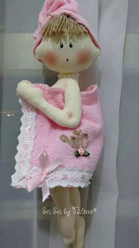 Muñecas baño