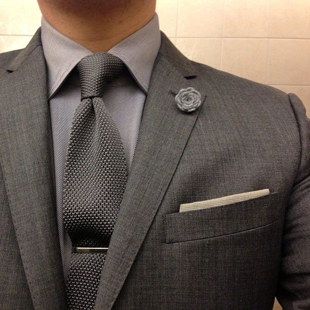 The 25 best charcoal suit ideas on pinterest charcoal for Charcoal suit shirt tie combinations
