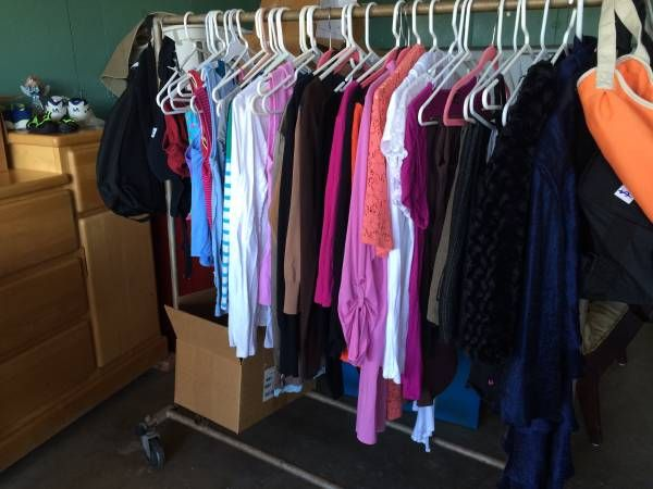It's time to chosen #MyGarageSaleUS: Garage Sale #MyGarageSale #MyGarageSalecom #GarageSale #YardSale   Most Misc items $1-$5 include Women's clothes (petite through 8/10), shoes (women 8) some baby... Sale Start date : December 3, 2015 Sale End date : December 5, 2015 Sale start time : 8amSale end time : 10am