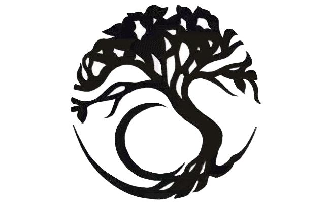 Tribal Tree Of Life: Circle Of Life Tattoo - Google Search