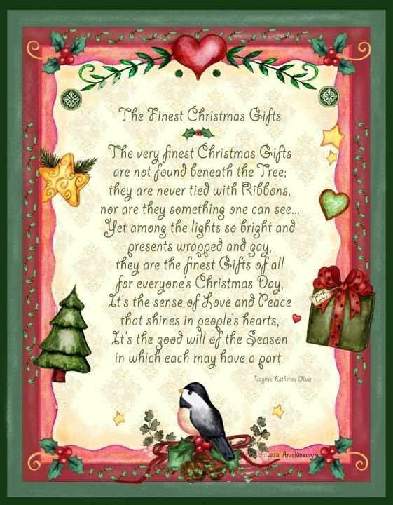 Barbara Ann Kenneys Christmas Card Design For Leanin