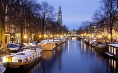 Amsterdam attractions: what to see and do in winter - Telegraph
