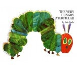 One of our favourite childrens books. The Very Hungry Caterpillar....a classic.